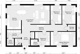 home layout design. 2d floor plans home layout design