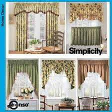 Valance Curtain Patterns