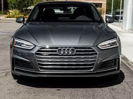 2018 audi grey. wonderful audi 2018 audi a5 coupe 20t premium plus quattro in rancho mirage ca  indigo on audi grey