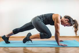 15 minute hiit workout video no