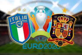 Italy Vs Spain: Euros Semi-final ...