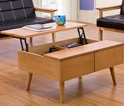 decorating convert coffee table to dining table wooden coffee table