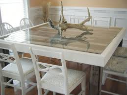 Innovative Coastal Dining Table with Beachy Dining Room Sets Maxi Design  Solution