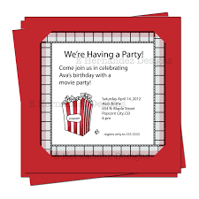 sample party invitation templates first birthday invitation movie party invitation template movie%2bparty%2binvitation movie party invitation template
