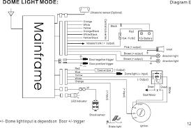 Wiring Diagram For Car Alarm System Schematic Diagram of Car Alarm ProGuard