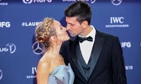 Novak djokovic ретвитнул(а) novak djokovic foundation. Novak Djokovic Wife Who Is Jelena Djokovic Is She At Australian Open 2020 Tennis Sport Express Co Uk