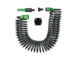 coil garden hose. Coil Garden Hose Set