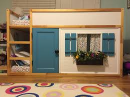 Kids Bedroom Ikea Mommo Design Ikea Kura 8 Stylish Hacks Kids Furniture And