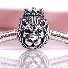 2018 authentic 925 sterling silver lion head silver charm fit diy pandora bracelet and necklace 791377 from dhalice 10 05 dhgate com