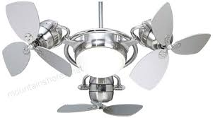 euro ceiling fan with silver blades possini segue 5 light