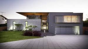 concrete house plans modern sea
