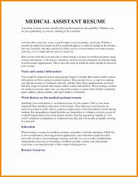 Certified Medical Assistant Resume Samples Certified Medical assistant Resume Inspirational Medical assistant 28
