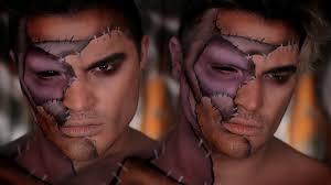 frankenstein s monster makeup tutorial