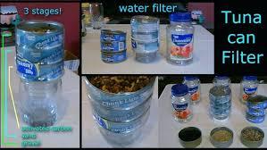 Homemade Water Filter Purifier The 3tunacan Water Purifier Homemade