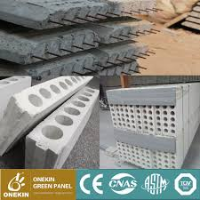 new and better fireproof precast concrete slab