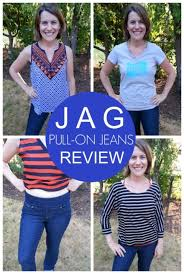 Jag Jeans Size Chart Inches Jag Pull On Jeans Review See How These Jeans Eliminated My