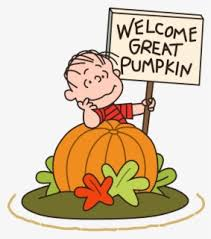 Watch this halloween classic with a mini snickers and a side of nostalgia. It S The Great Pumpkin Charlie Brown Png Free Transparent Clipart Clipartkey