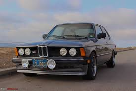 Coupe Series 320i bmw coupe : My '81 BMW 320i Coupe - Team-BHP