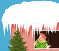 How Ice Dams Cause Water Damage in Chicago, IL - ServiceMaster Restoration  By Simons