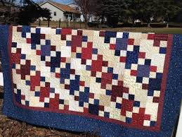 37 best Handmade Quilts for Sale images on Pinterest | Boy quilts ... & Patchwork quilt twin bedtwin bed quilt patriotic by SewingatTen · Handmade  Quilts For SaleTwin ... Adamdwight.com