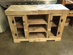 Wood Crate Furniture Wooden Pallet Sturdy Kitchen Cabinet Pet  Pet Crate Furniture64