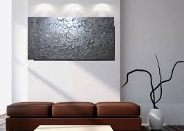 Modern Bedroom Wall Art Fascinating Large Wall Art Modern Living Room Chicago By R Houzz Wall Art The