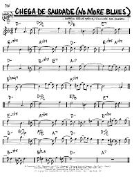 Chega De Saudade (No More Blues) | Sheet Music Direct
