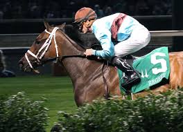 Hard Spun Filly Gives Norm Casse First Graded Win In