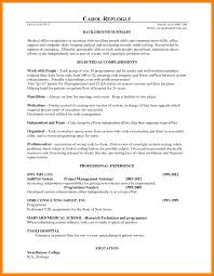 Medical Office Resume Samples Back Examples Assistant Clinic