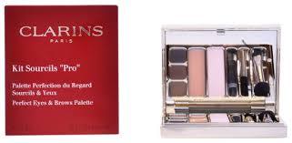 clarins palette eyebrow kit