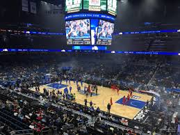 Amway Center Solar Bears Seating Chart Amway Center Section Ca Orlando Magic Rateyourseats Com
