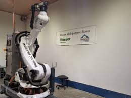 in the spring of 2016 baptist health and accuray donated the a kr 240 surgical robot that was part of their cyberknife to newton s attic