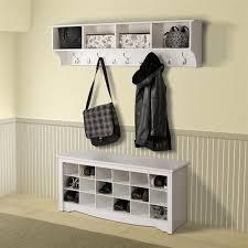 9 hook wall mounted coat rack wec 6016