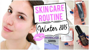 image winter skin care routine 2016 dry sensitive skin jamiepaigebeauty you