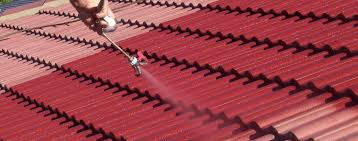 roof painting cost brisbane north south logan caboolture redlands bayside