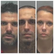 Three arrests for guns, drugs in two Cape Coral incidents