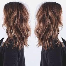 Image Couleur Sur Cheveux Mi Long Coupe De Cheveux Femme
