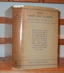 Irish Chiefs And Leaders Father Paul Walsh