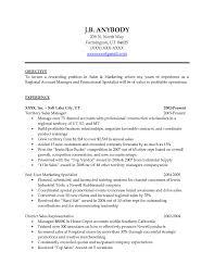 sales resume denver lewesmr resumes objectives photo sales resumes objectives