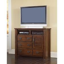 Progressive Bedroom Furniture Progressive Furniture Trestlewood 4 Drawer Media Chest Mesquite