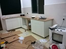 how we assembled and installed our ikea metod kitchen malaysia diy