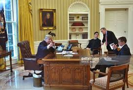 pictures of oval office. President Donald Trump(L)seen Through An Oval Office Window Gives A Thumbs Up Pictures Of E