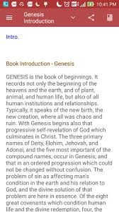Scofield Reference Bible Notes Bible Commentary For Android Apk