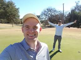 I called for the return of golf weather... - Meteorologist Avery Tomasco |  Facebook