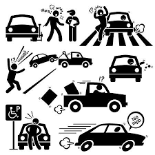 car driving fast clipart. Wonderful Fast Bad Car Driver Furious Driving Pictogram And Fast Clipart C