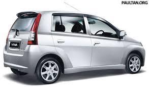 perodua new release carNew Perodua Viva Full Details Photos and Price