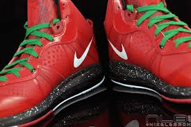 lebron 8 christmas. the showcase nike air max lebron 8 v2 christmas exclusive lebron