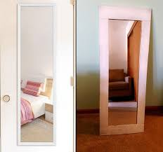cardboard box to mirror frame mirror