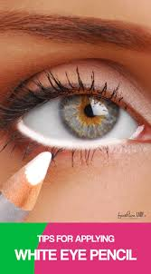 tips for applying white eye pencil eyeliner under eye gel eyeliner white eyeliner tricks