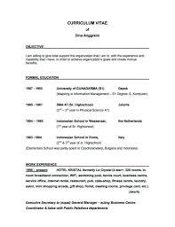 Download What Is A Good Resume Haadyaooverbayresort Com